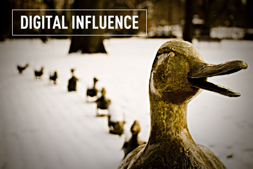 How Does Influence Factor Into Your Social Media Marketing?