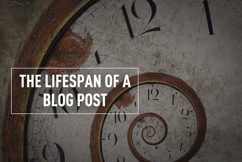 Staying Power: The Lifespan of a Blog Post