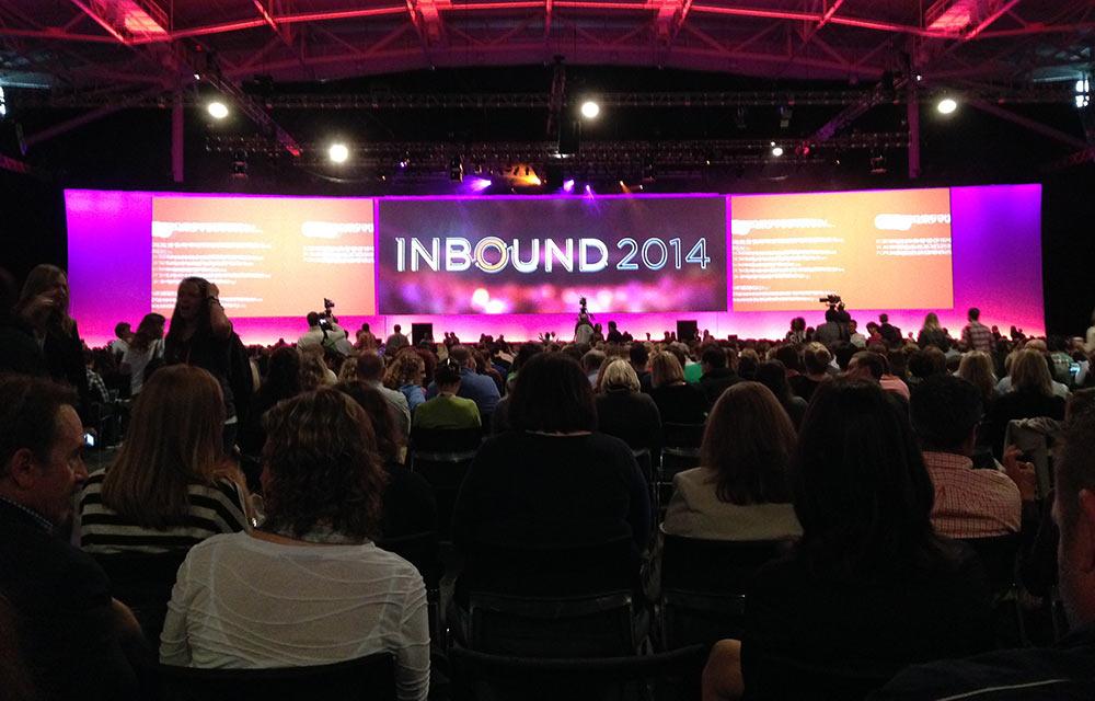 INBOUND 2014 keynote