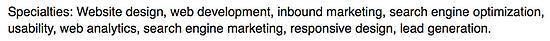 Rick's LinkedIn summary