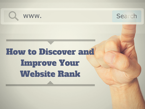 How to Discover and Improve Your Website Rank