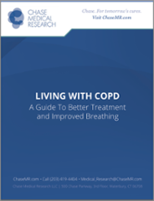 Living with COPD From Chase Medical Research