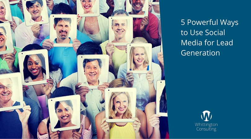 5 Powerful Ways to Use Social Media for Lead Generation