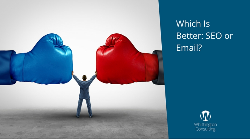Which Is Better: SEO or Email?