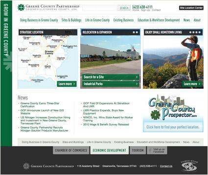 Greene County Partnership Economic Development