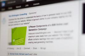 LinkedIn Sponsored Updates for B2B Lead Generation