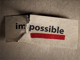 Photo: impossible? Possible.