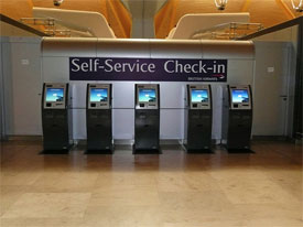 Self Service Check in