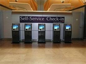 Self Service Check in