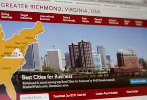 Introducing the New Greater Richmond Partnership Website