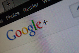 Distribute your B2B content with Google +