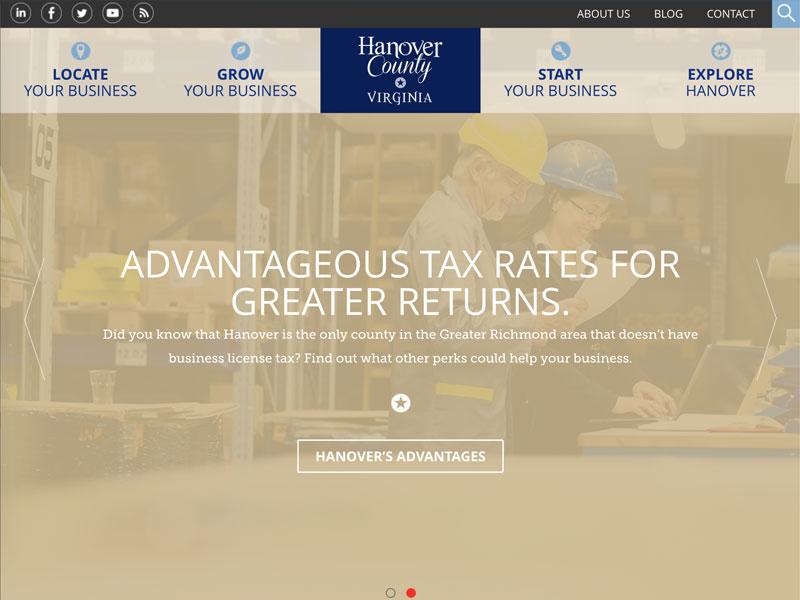 Hanover County Economic Development