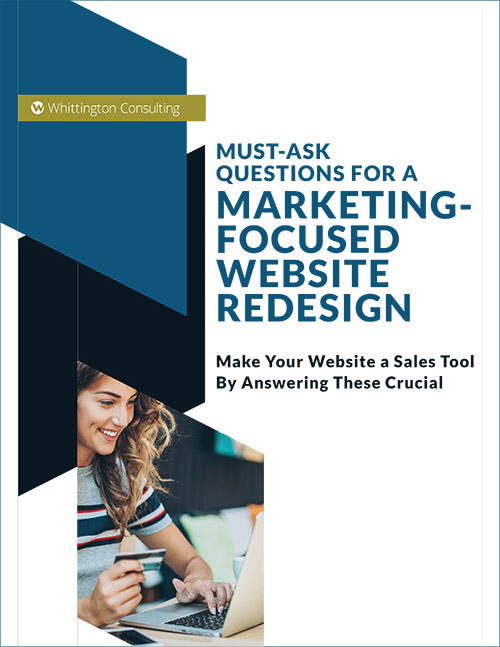 Must Ask Questions For a Marketing Focused Website Redesign