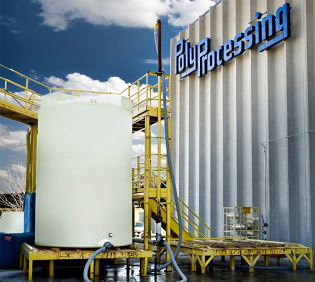 Photo of Poly Processing plant in Winchester, Virginia