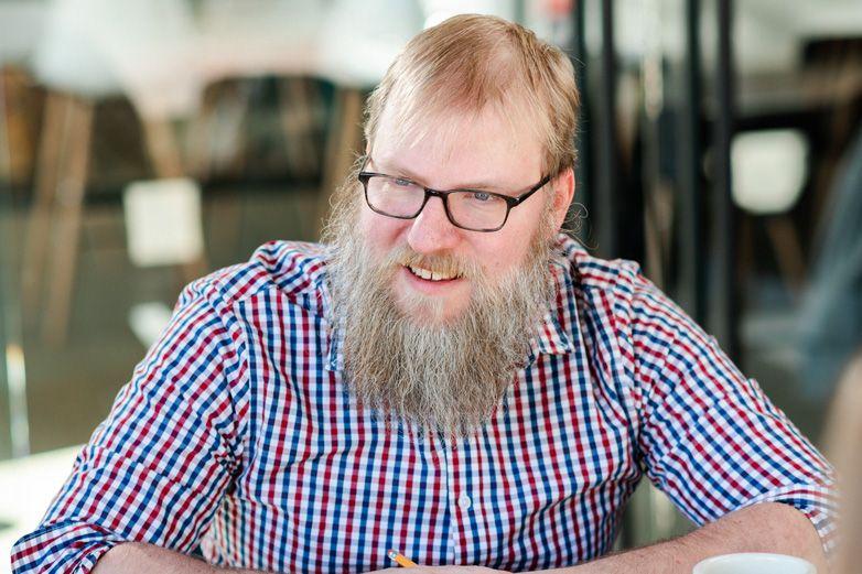 Bryan Garvin, Senior Web Developer
