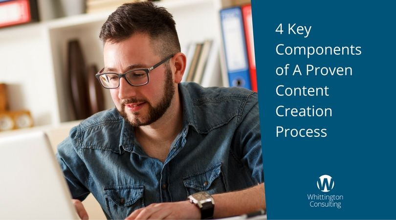 4 Key Components of A Proven Content Creation Process