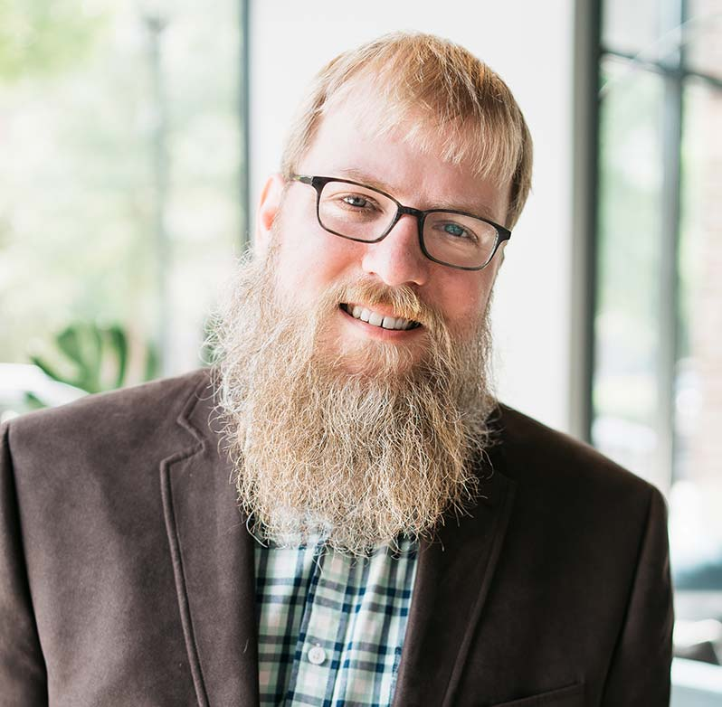 Bryan Garvin, Web Developer