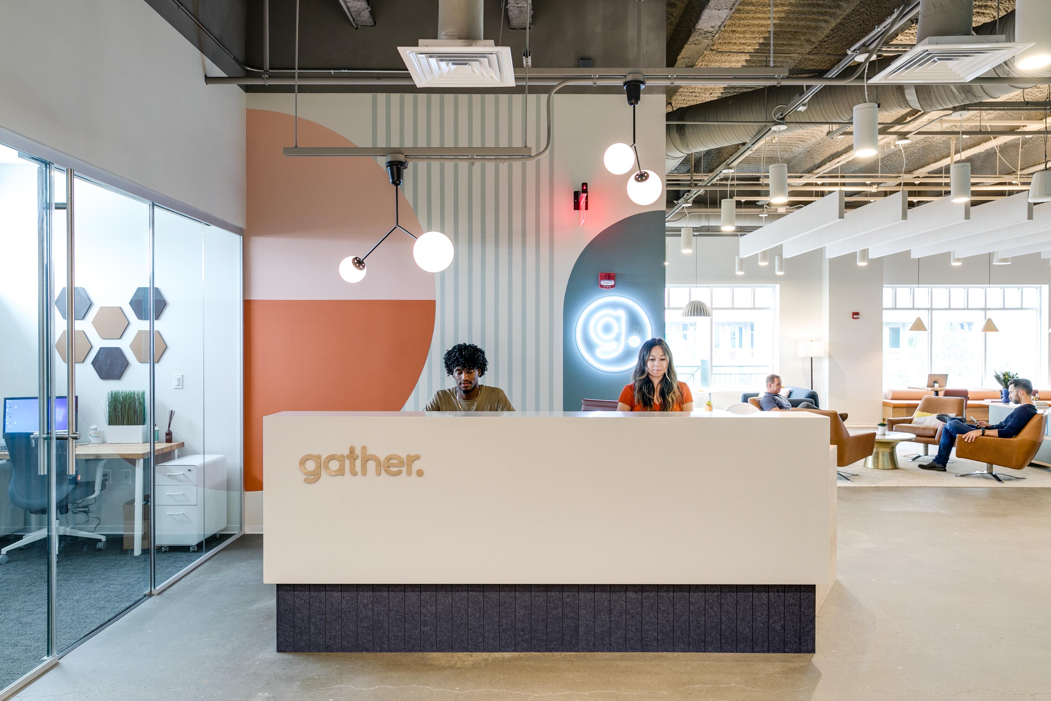 Gather Workspaces Inbound Marketing and Sales Case Study
