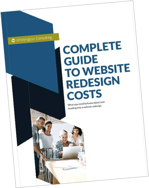 Cover image: Complete Guide to Website Redesign Costs